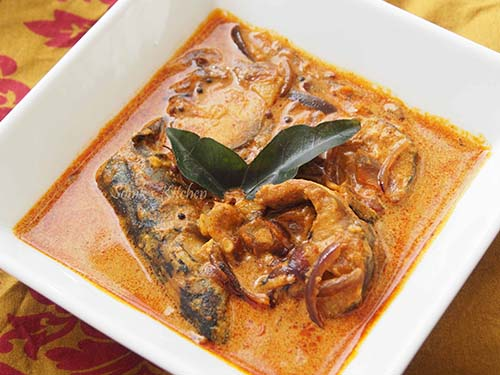 Kerala Fish Curry/ Meen Curry