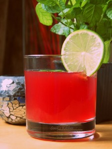 for some innovative drink recipe? This Pomegranate and Ginger spritzer ...