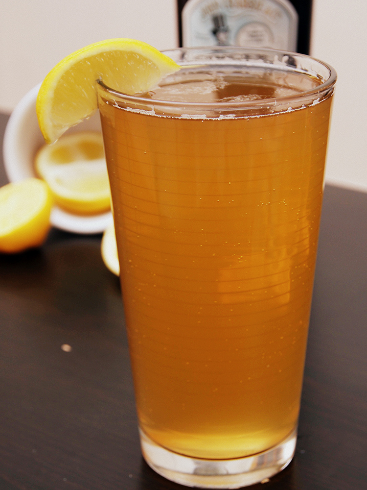 Ginger Beer Shandy