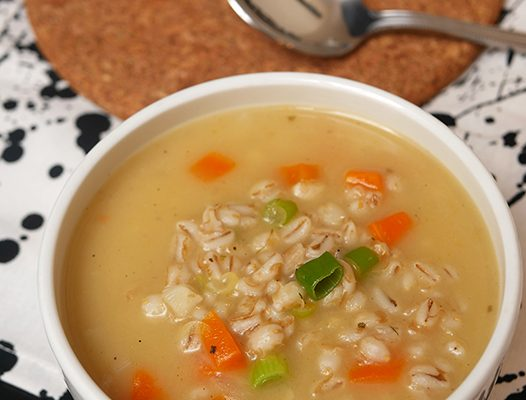Barley and Vegetable Soup