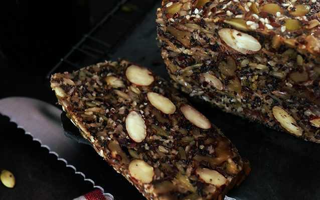 Nordic Nut & Seed Bread